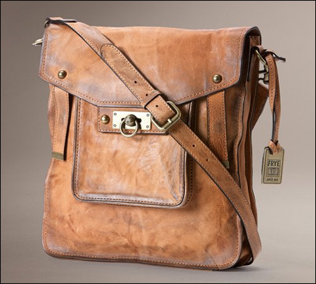 The Frye Company Cameron Magazine Crossbody