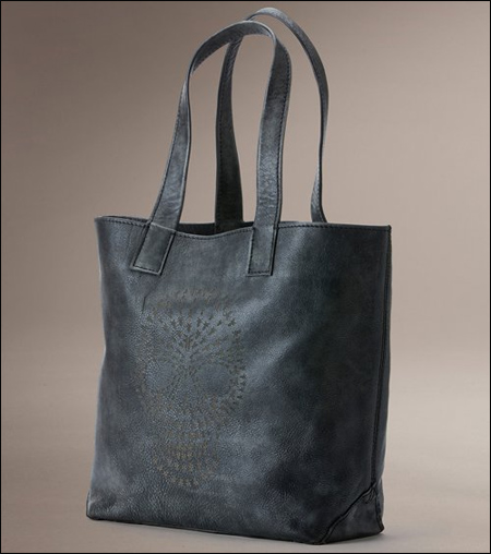The Frye Company Skull Tote