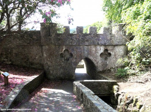 Horn Bridge - one of the first bridges you come to when you enter the park.