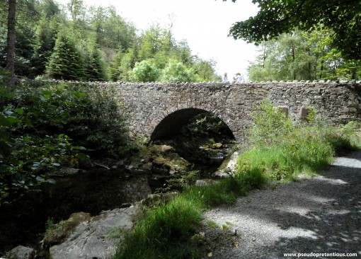 Parnell's Bridge - You can see this bridge in the very first episode (and some subsequent episodes) of Game of Thrones, which is largely filmed in Northern Ireland